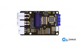 Gallery PCB design